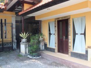 Hotel Sanur Indah Bali - entrance view