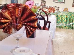 Hotel Sanur Indah Bali - Breakfast Room