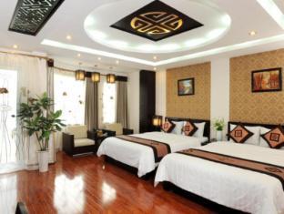 Wild Lotus Hotel – Xuan Dieu Hanoi - Guest Room