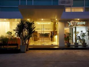 Citypoint Hotel Bangkok - Exterior