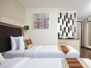 Citypoint Hotel Bangkok - Deluxe Twin