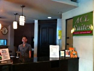ACL Suites Manila - Reception