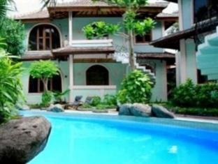 Villa Puri Royan Μπαλί - Εξωτερικός χώρος ξενοδοχείου