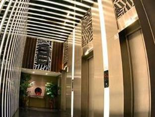 Hong Kong Kings Hotel Hongkong - Inne i hotellet