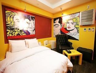 Joy Tourist Hotel Daejeon - Gostinjska soba