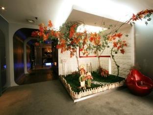 Joy Tourist Hotel Daejeon - Predvorje