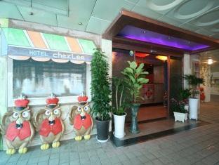 Chezlee Hotel Seoul - Entrance