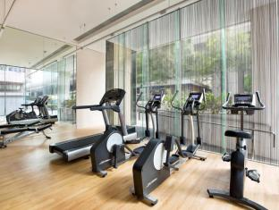 Ovolo West Kowloon Hong Kong - 24-hour Fitness Room