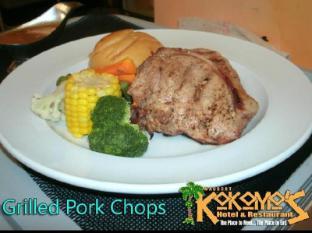 Kokomos Hotel & Restaurant Angeles / Clark - Food and Beverages