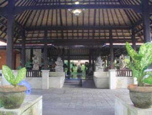 Puri Dalem Sanur Hotel Bali - Bejárat