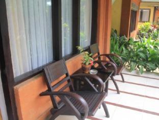Puri Dalem Sanur Hotel Bali - Erkély/Terasz