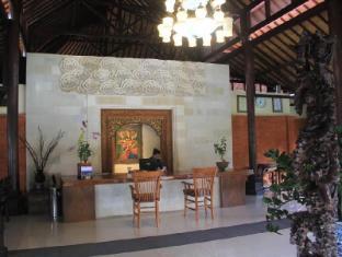 Puri Dalem Sanur Hotel Bali - Recepció
