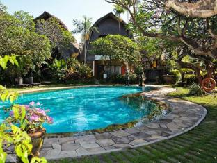 Puri Dalem Sanur Hotel Bali - A szálloda kívülről