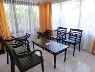 Puri Dalem Sanur Hotel Bali - A szálloda belülről