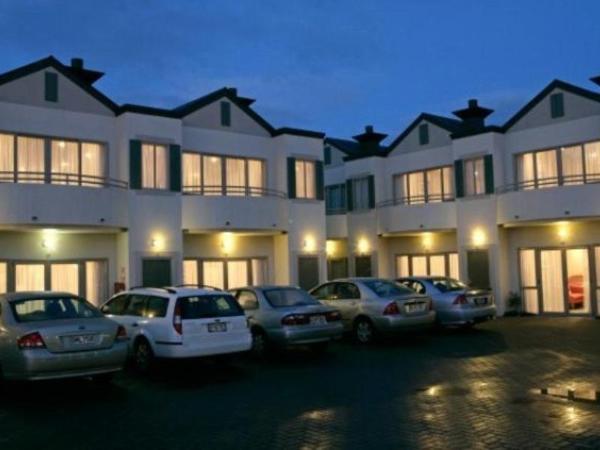 Cornwall Motor Lodge Palmerston North