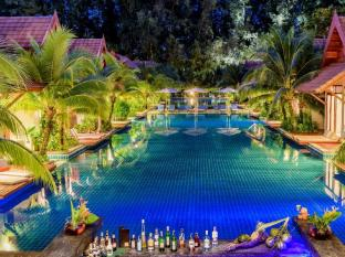 L'esprit de Naiyang Beach Resort Phuket - Pool at Night