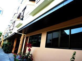 Amarin Residence Patong Beach Phuket - Hotel Entrance