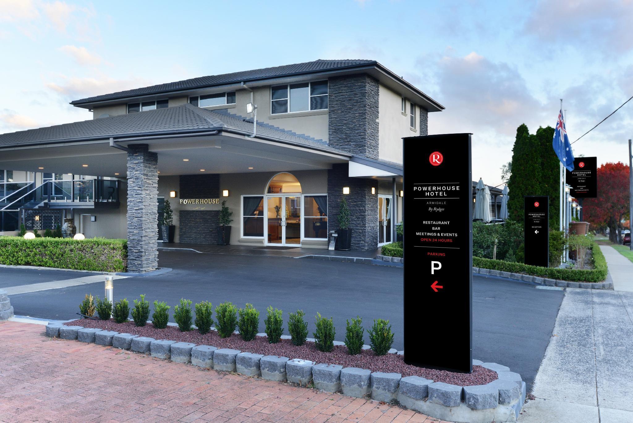Powerhouse Hotel Armidale By Rydges