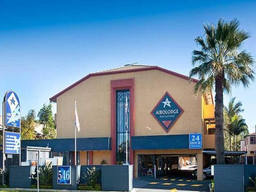 Airolodge International Motel