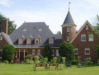 Chateau Murdock Gite Et Esthetique 1950