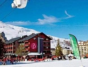 Belambra Clubs Les Deux Alpes   Hotel L'Oree Des Pistes