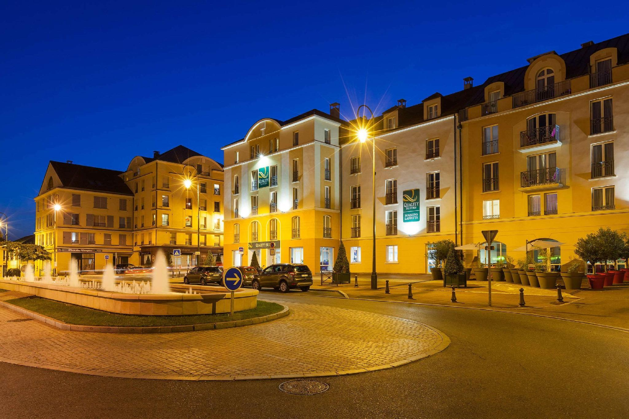 Quality Suites Maisons Laffitte Paris Ouest