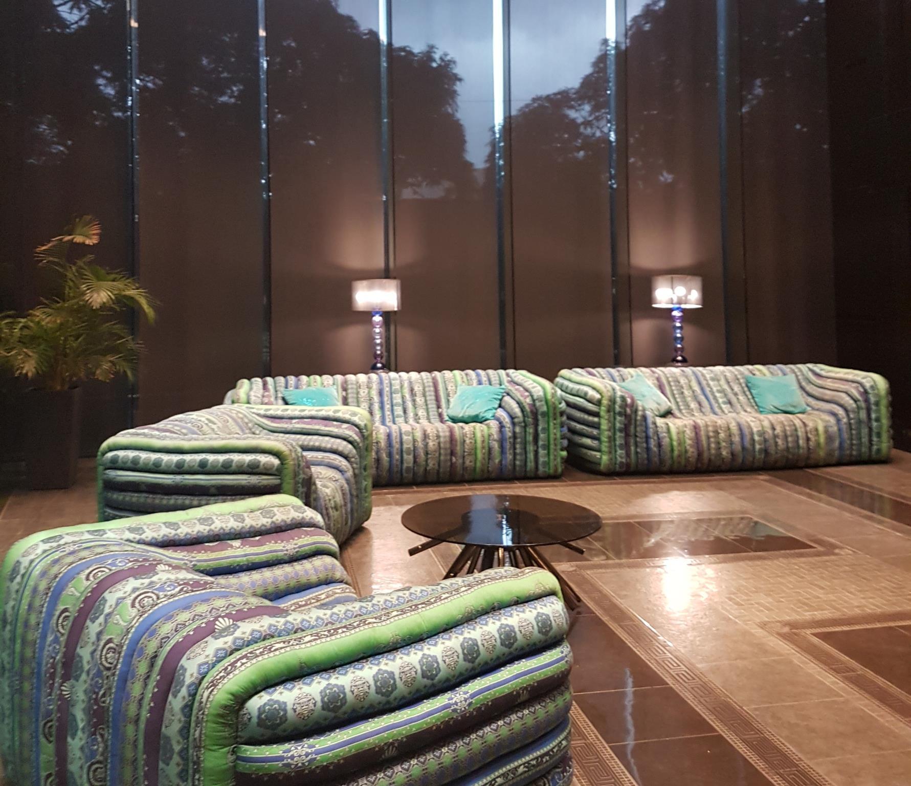 LUX 2 Bedroom 110sqm Milano Versace Suites Makati