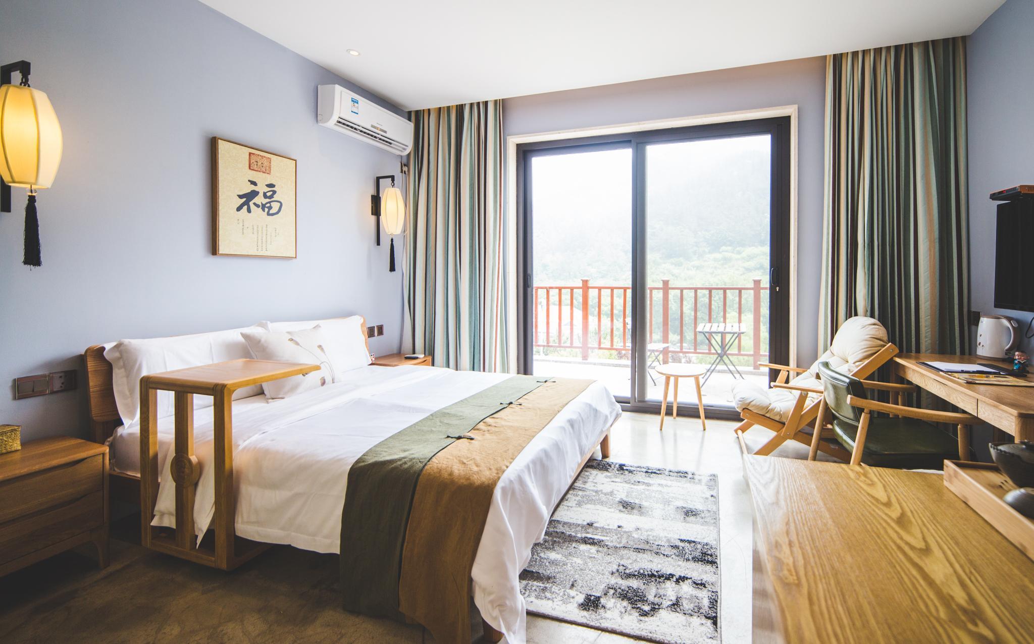 King Room Qingdao 108 Degree Zen Hotel