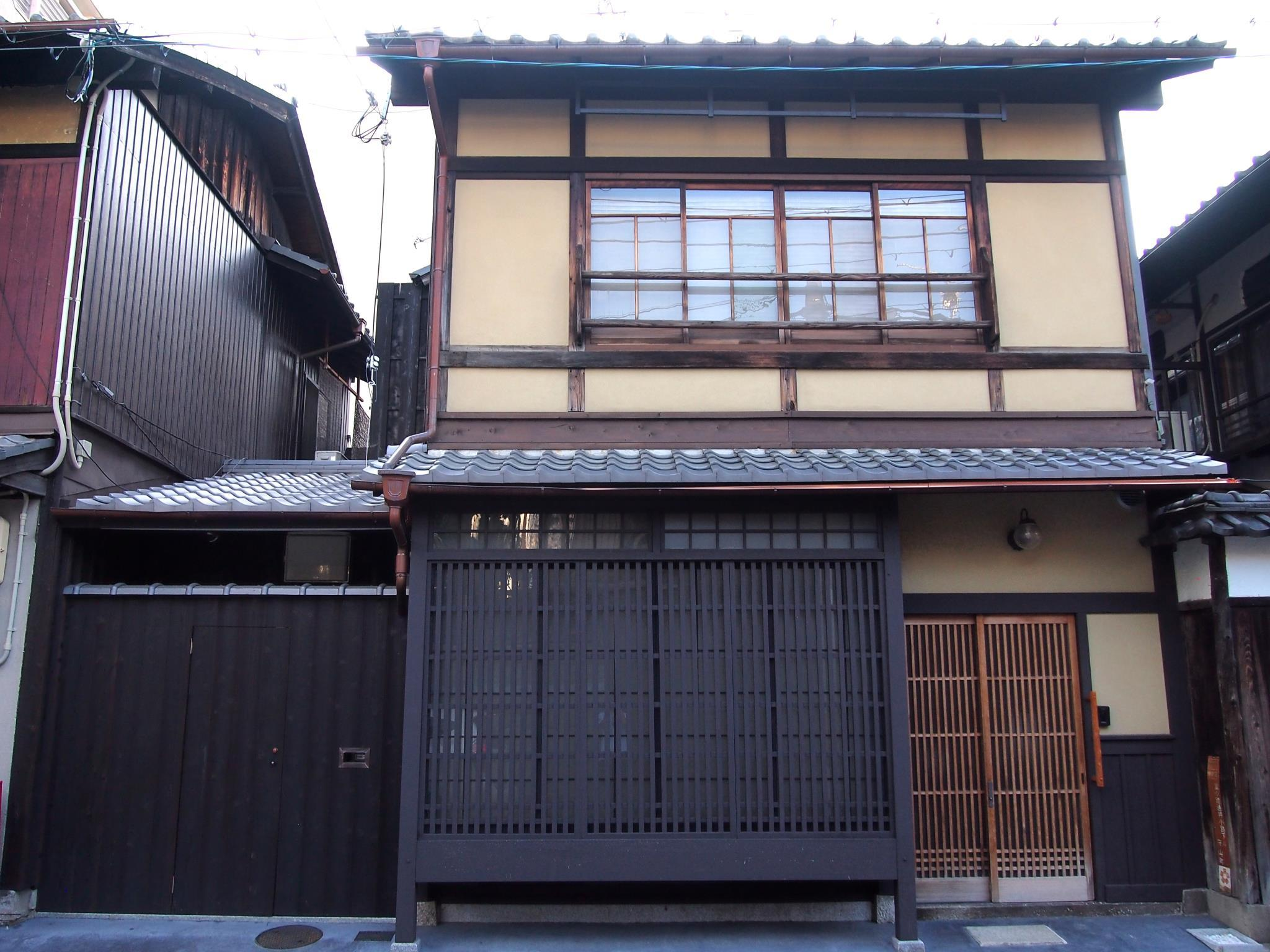 Legal  Traditional House In Downtown Ichimatsu An