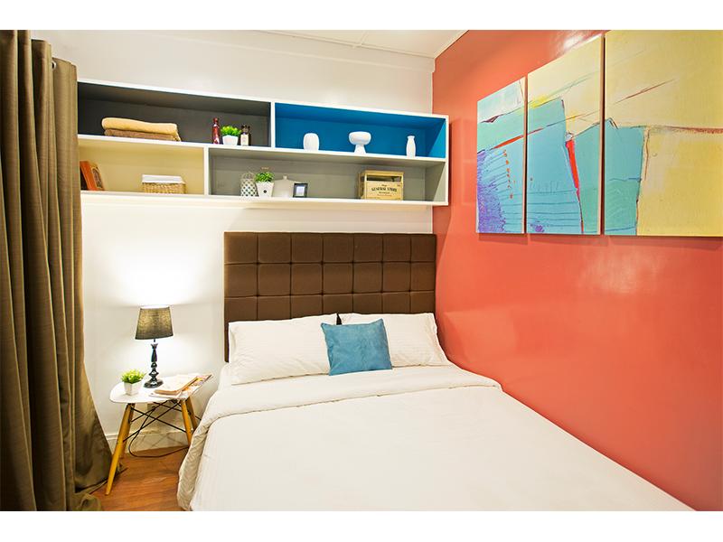 Private Room 02  Poblacion Makati House