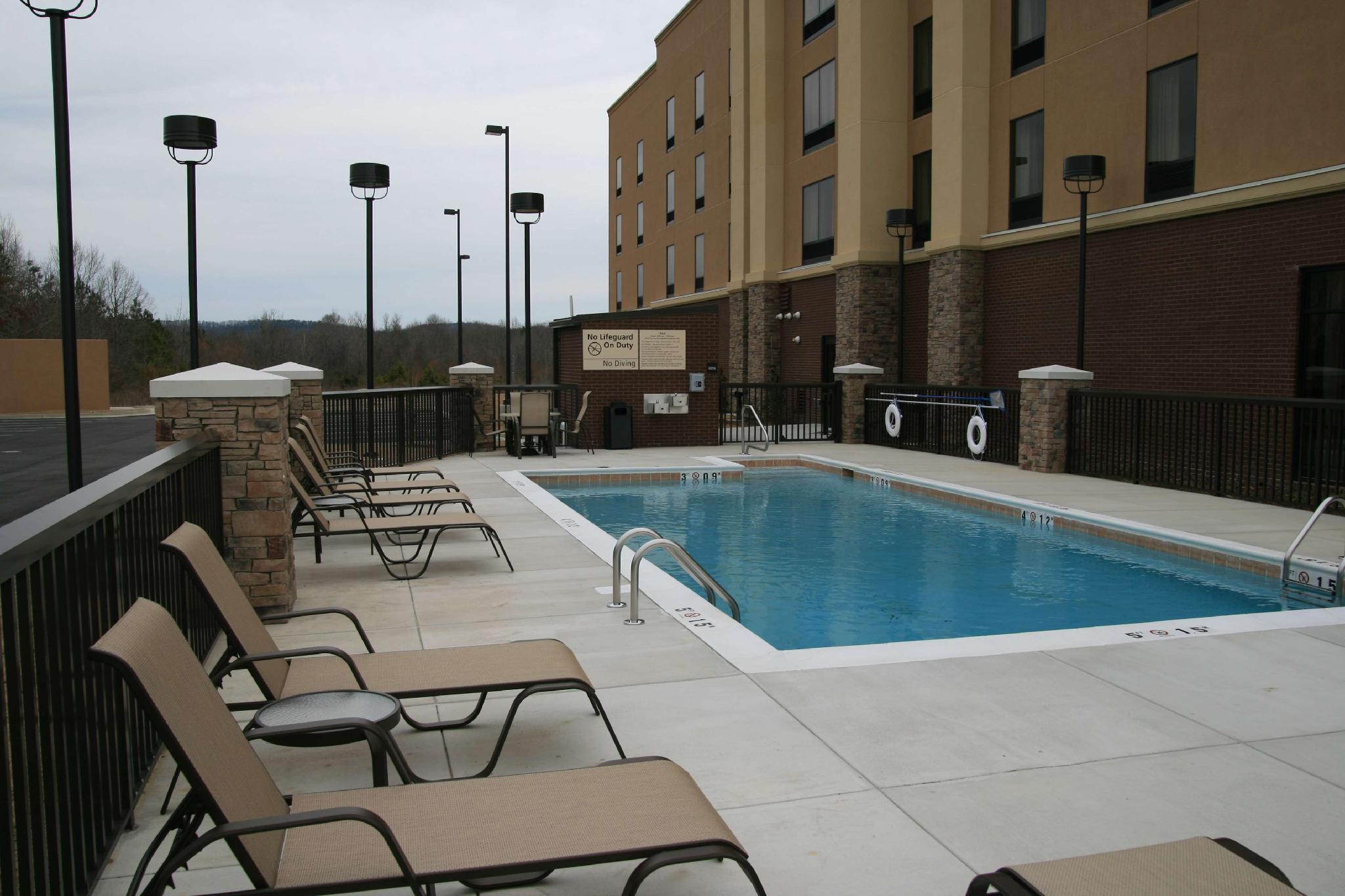 Hampton Inn And Suites Gadsden West Attala I 59
