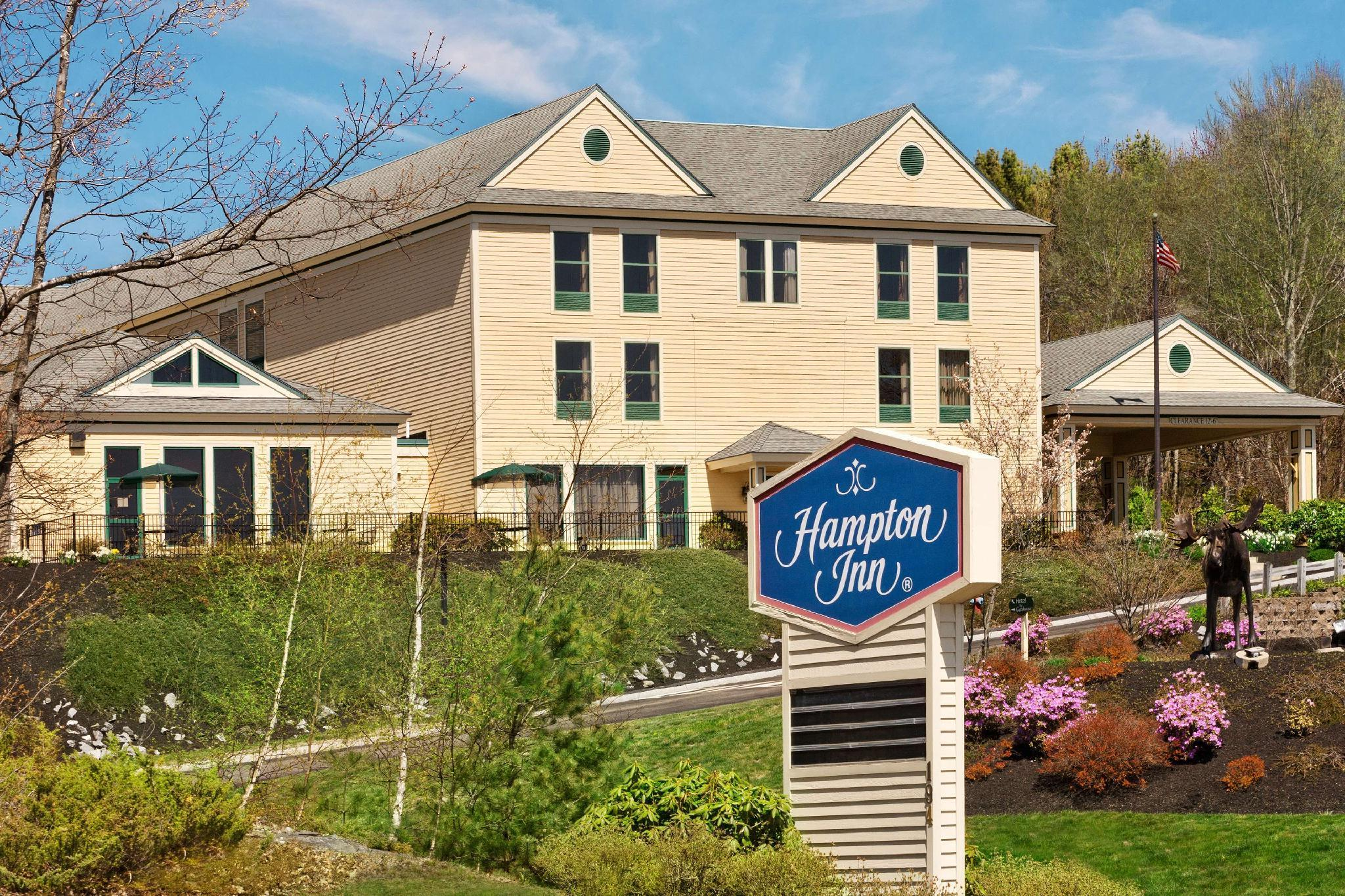 Hampton Inn Freeport Brunswick