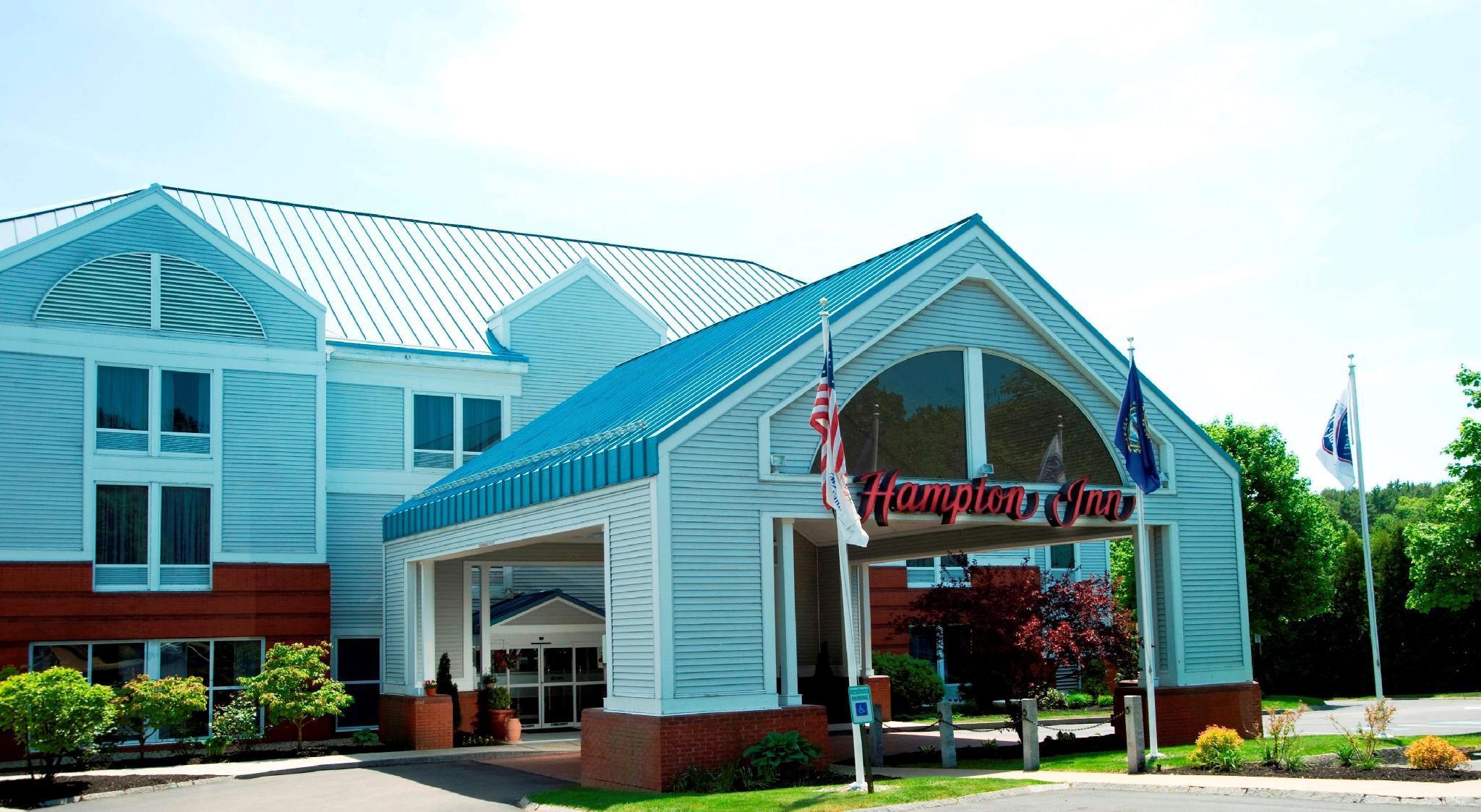 Hampton Inn Concord Bow