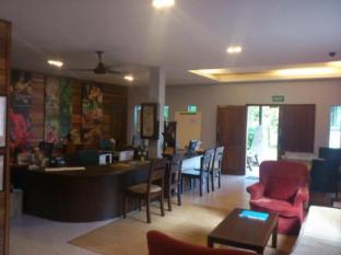 Planet Borneo Lodge Kuching - Reception