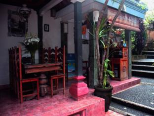 Teba House Ubud Guest House Bali - Lobi