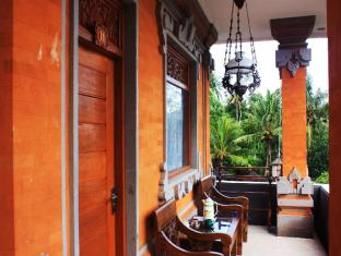 Teba House Ubud Guest House Bali - Altan/Terrasse