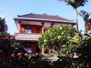 Teba House Ubud Guest House Bali - Hotellihuone