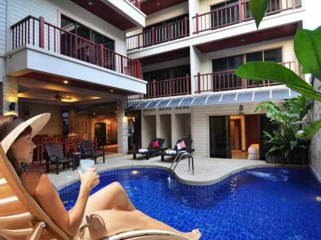 โรงแรม เอ็มที ป่าตอง – MT Hotel Patong