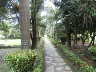 Hotel Parkside Chitwan - Jardin
