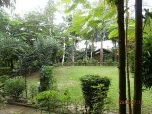 Hotel Parkside Chitwan - Jardí