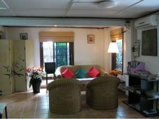 Lao Heritage Hotel Vientiane - Lobby Lounge