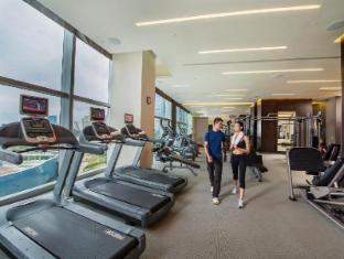 City of Dreams – Crown Towers Macau Macau - Fitness Room