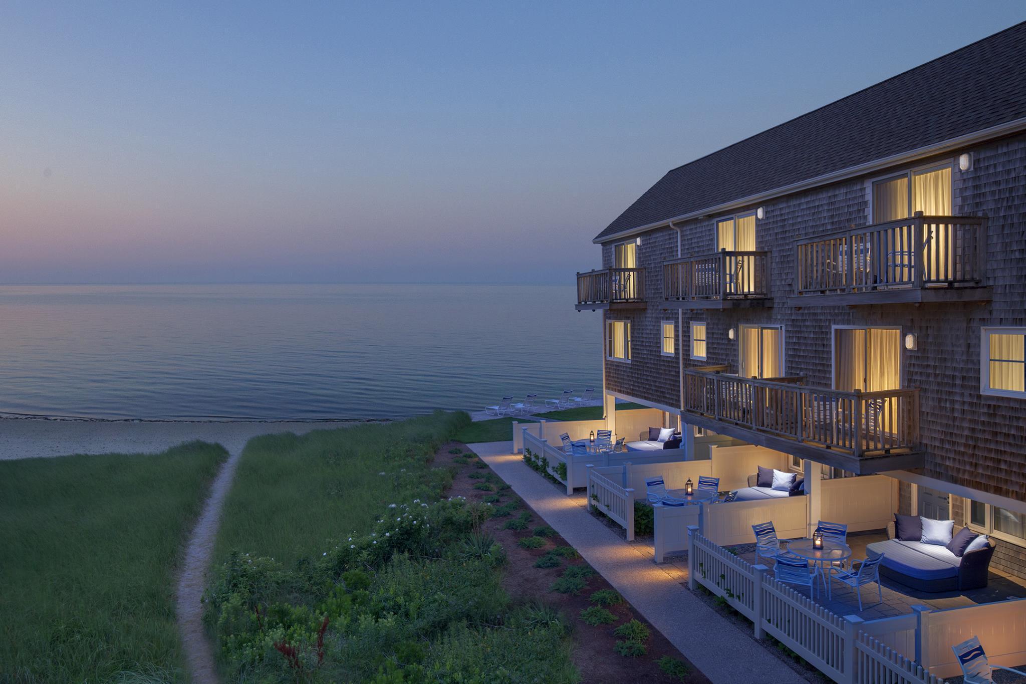 Ocean Mist Beach Hotel And Suites