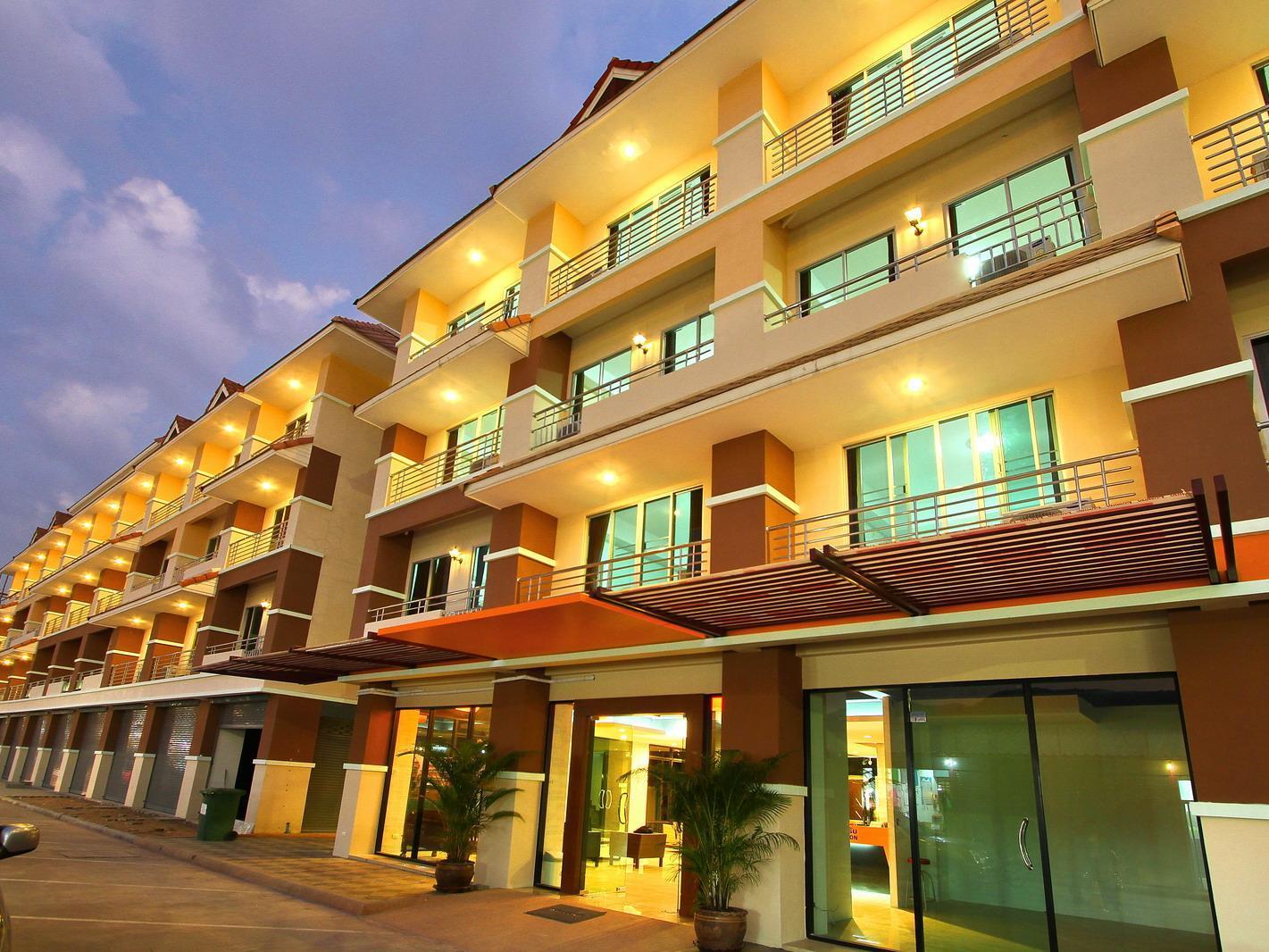 รีวิว มาลิน เรสซิเดนซ์ (Malin Residence) [CR] Pantip