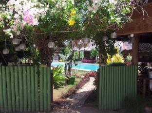 Villa Belza Resort Panglao Island - Tuin
