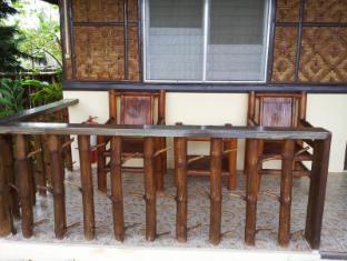 Villa Belza Resort Panglao Island - Balkon/Terras