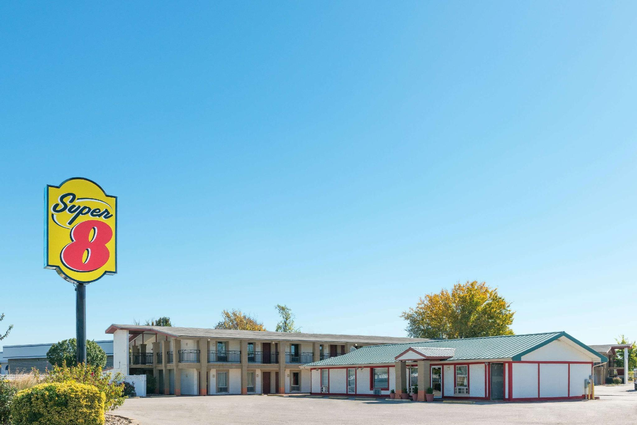 Super 8 By Wyndham Fenton St. Louis Area
