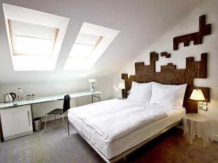 Pure White Prague - Guest Room