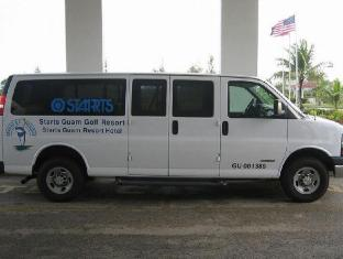 Starts Guam Golf Resort Guam - Faciliteiten