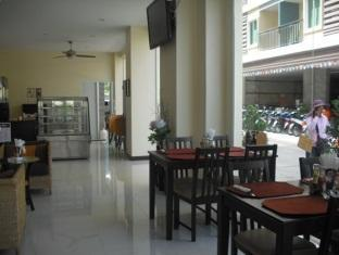 Atlas Hotel Cafe' & Bar Phuket - Restaurant